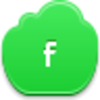 Free Green Cloud Facebook Small Image