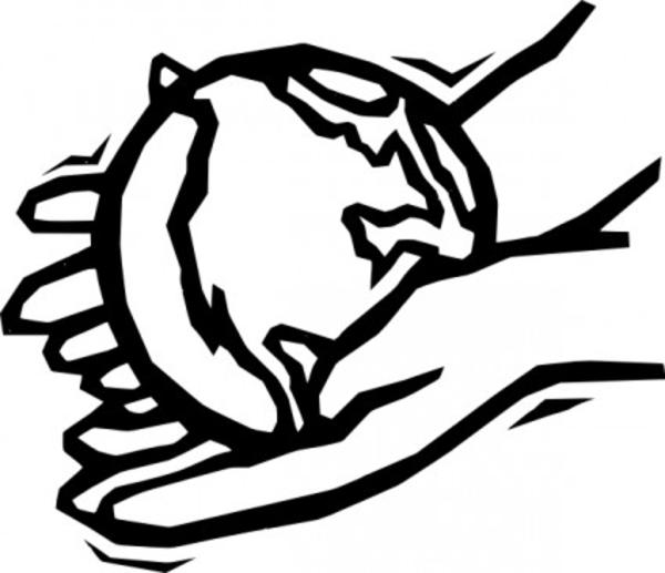 gentle hands clipart - photo #5