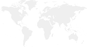 Worldmap Grey Clip Art