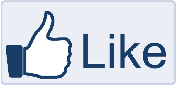 facebook like button big free images at clker com vector clip rh clker com facebook like button vector download official facebook like button vector