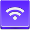 Free Violet Button Wireless Signal Image