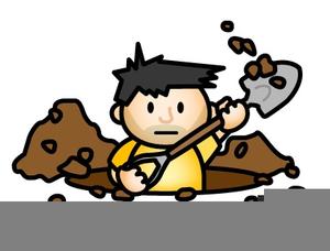 man digging a hole clipart free images at clker com vector clip rh clker com farmer digging clipart clipart digging a hole