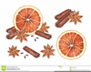 Spices And Herbs Clipart Image