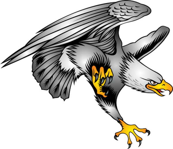 eagle vector clipart free download - photo #6