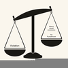 Free Clipart Balance Scales Image