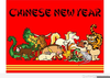 Happy New Year Baby Clipart Image