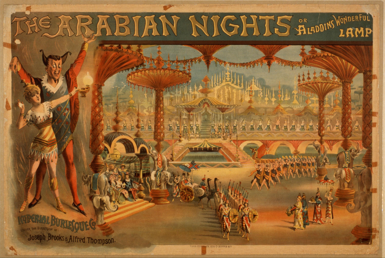 The Arabian Nights Or Aladdin S Wonderful Lamp Free