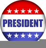Presidential Election Clipart Free Image