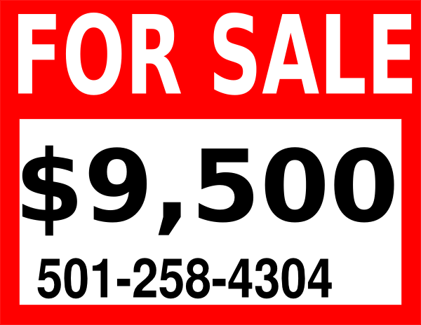 car sale sign template free – Free for Sale Signs for Cars