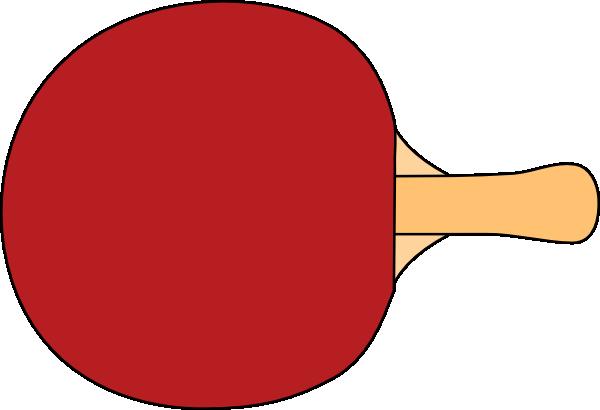 Clip Art Ping Pong Clip Art table tennis racquet clip art at clker com vector download this image as