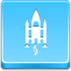 Free Blue Button Icons Space Shuttle Image