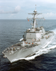 File Photo Of The Guided Missile Destroyer Preble Image