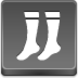 Free Grey Button Icons Socks Image