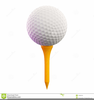 Animated Golf Balls Clipart Image