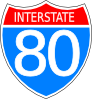 Interstate Highway Sign Clip Art