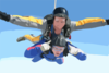 Sky Diving Clip Art