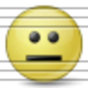 Emoticon Straight Face 14 Image