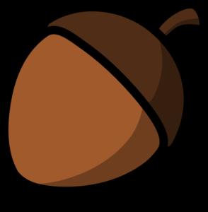 acorn clip art at clker com vector clip art online royalty free rh clker com acorn clipart border acorn clipart png