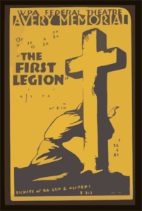 The First Legion  By Emmet Lavery A Jesuit Play. Clip Art