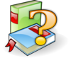 Reading Icon Clip Art