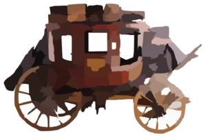 stagecoach flash alt clip art at clker com vector clip art online rh clker com western stagecoach clipart stagecoach clip art desert scenes