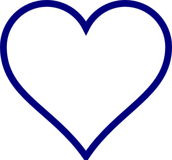 Line Art Heart Outline : Heart outline images reverse search