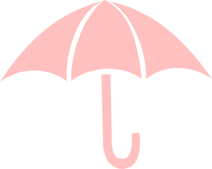 Upright Umbrella Clip Art