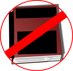 Banned Books Week Clip Art