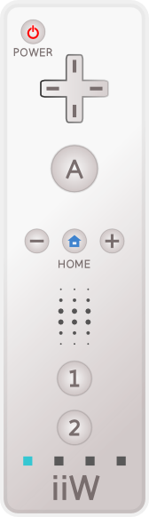 Wii Remote Clip Art at Clker.com - vector clip art online, royalty ...