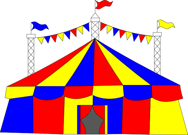 Download this image as  sc 1 st  Clker : big top tent - memphite.com