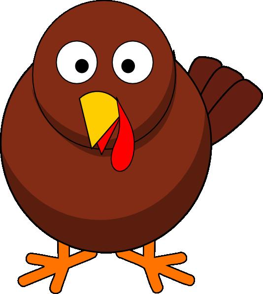 Turkey Clip Art at Clker.com - vector clip art online, royalty free ...