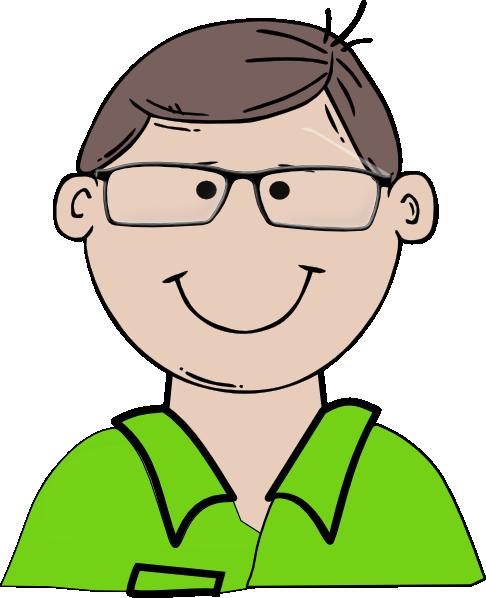 Father Bust Clip Art at Clker.com - vector clip art online, royalty ...