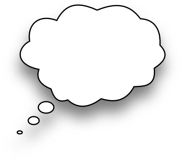 Speech Bubble Clip Art at Clker.com - vector clip art online, royalty ...