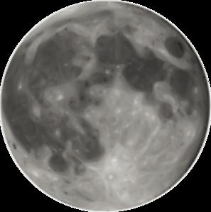 Full Moon Clip Art at Clker.com - vector clip art online, royalty free ...