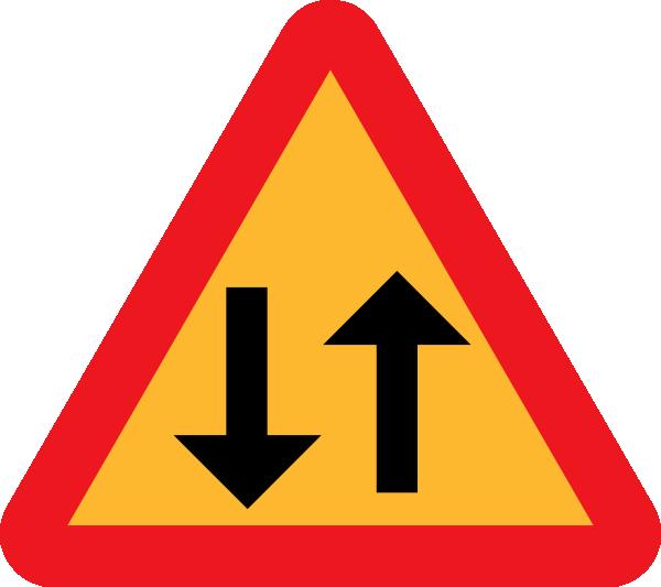 Arrowup Arrowdown Directional Sign Clip Art at Clker.com ...