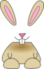 Bunny Cute Smile Clip Art