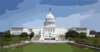 United States Capitol West Front Clip Art