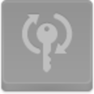 Free Disabled Button Refresh Key Image