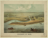 Chicago In 1820 Image