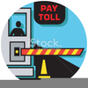 Clipart Toll Booth Image