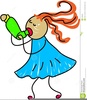 Kid With Asthma Clipart Image