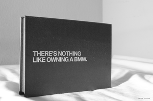 Nothing Like Owning Bmw Image