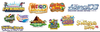 Wilderness Escape Vbs Clipart Image