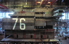 Ronald Reagan Cvn 76 Under Construction Image