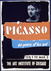 Picasso--40 Years Of His Art Image