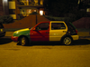Dscn Multicoloured Hatchback Car Image