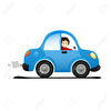 Car Pollution Clipart Image