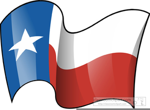 animated texas flag clipart free images at clker com vector clip rh clker com