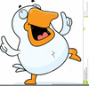 Happy Dance Animated Clipart Image