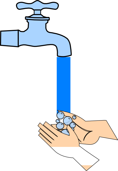 Hand Washing Picture Clip Art at Clker.com - vector clip ...